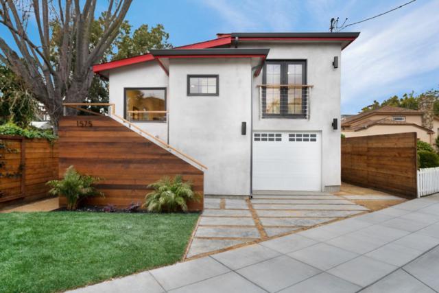 1575 Capistrano Ave, Berkeley, CA 94707 (#ML81695259) :: The Kulda Real Estate Group
