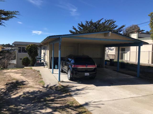 214 Hillcrest Ave, Marina, CA 93933 (#ML81695475) :: The Goss Real Estate Group, Keller Williams Bay Area Estates