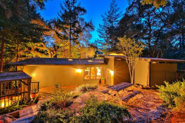 844 Highland Dr, Boulder Creek, CA 95006 (#ML81695527) :: Intero Real Estate