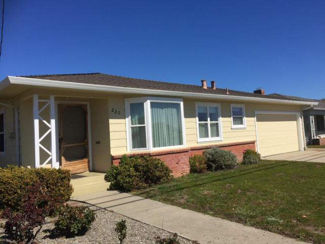 220 Martinelli St, Watsonville, CA 95076 (#ML81695534) :: Intero Real Estate