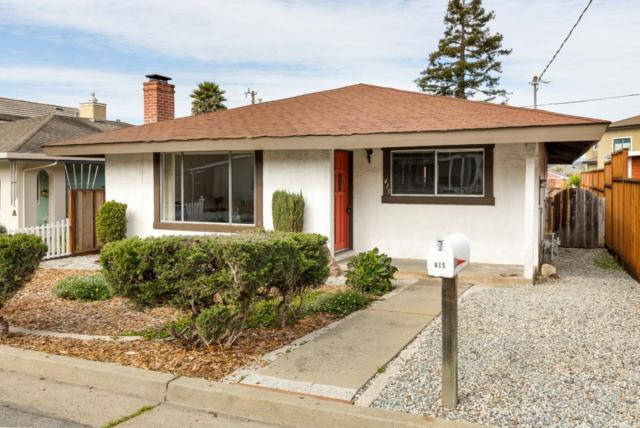 415 Loma Ave, Capitola, CA 95010 (#ML81695582) :: von Kaenel Real Estate Group