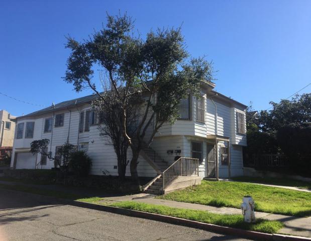 2204 12th Ave, Oakland, CA 94606 (#ML81695593) :: The Dale Warfel Real Estate Network