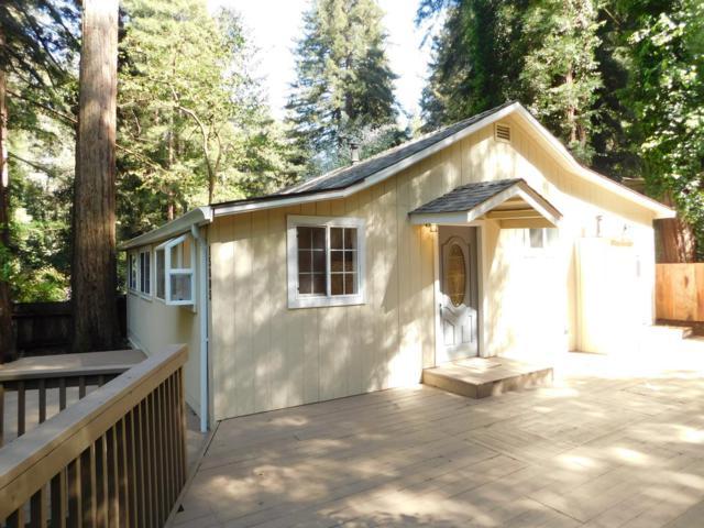 15085 Big Basin Way, Boulder Creek, CA 95006 (#ML81695751) :: Intero Real Estate