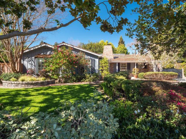 324 Arden Rd, Menlo Park, CA 94025 (#ML81695849) :: Brett Jennings Real Estate Experts