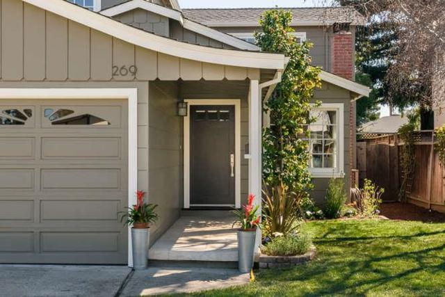 269 Alberta Ave, San Carlos, CA 94070 (#ML81695861) :: Brett Jennings Real Estate Experts