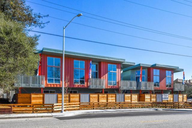 101 Jewell St 8, Santa Cruz, CA 95060 (#ML81695916) :: The Dale Warfel Real Estate Network