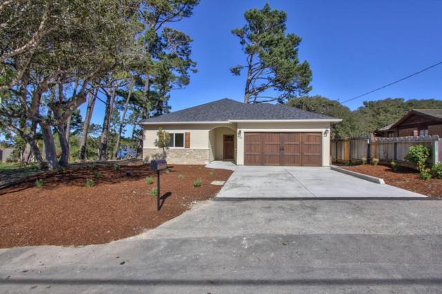746 Parcel St, Monterey, CA 93940 (#ML81695944) :: The Dale Warfel Real Estate Network