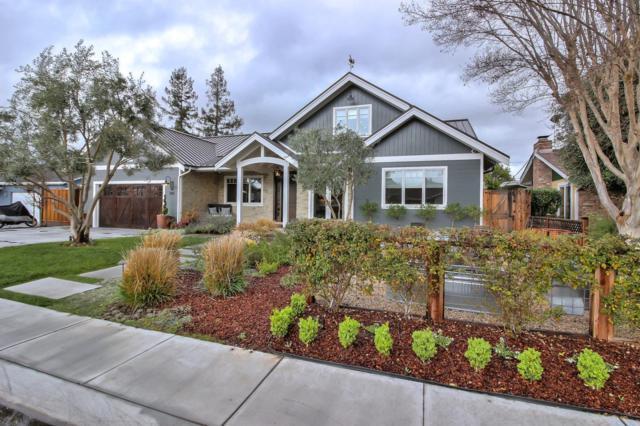 1901 Cabana Dr, San Jose, CA 95125 (#ML81696184) :: Brett Jennings Real Estate Experts