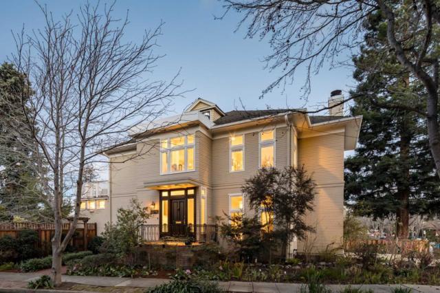 101 Waverley St, Palo Alto, CA 94301 (#ML81696216) :: von Kaenel Real Estate Group