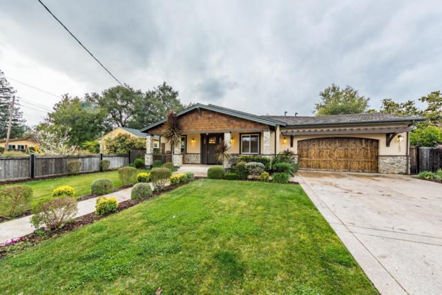 1593 Cherry Glen Way, San Jose, CA 95125 (#ML81696237) :: Brett Jennings Real Estate Experts