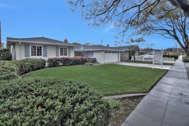 1484 El Oso Dr, San Jose, CA 95129 (#ML81696259) :: The Goss Real Estate Group, Keller Williams Bay Area Estates
