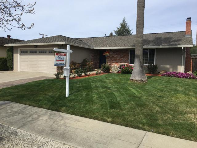 1659 Willowmont Ave, San Jose, CA 95124 (#ML81696327) :: Intero Real Estate