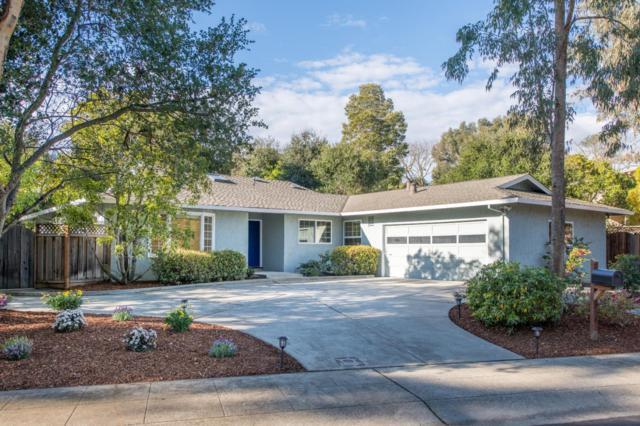878 Miranda Green St, Palo Alto, CA 94306 (#ML81696431) :: Brett Jennings Real Estate Experts