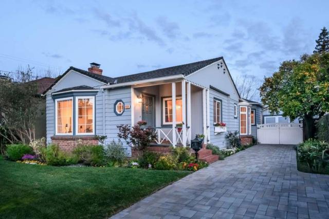 409 Howard Ave, Burlingame, CA 94010 (#ML81696442) :: The Gilmartin Group