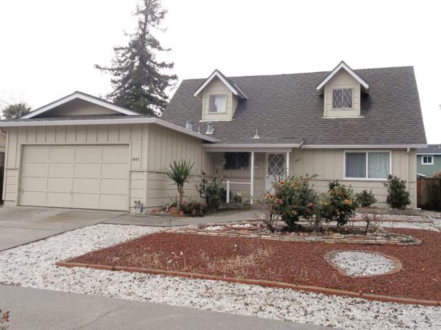 1977 Lotman Dr, Santa Cruz, CA 95062 (#ML81696469) :: The Kulda Real Estate Group