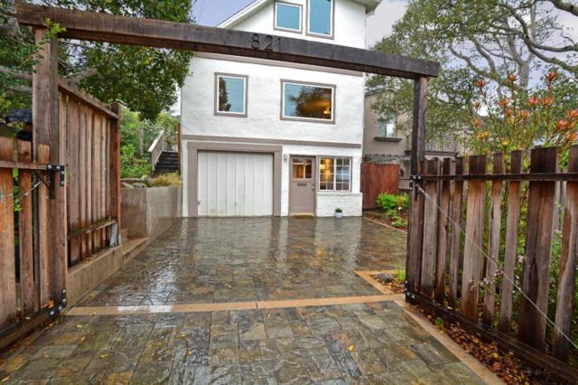 821 Filmore St, Monterey, CA 93940 (#ML81696474) :: The Dale Warfel Real Estate Network
