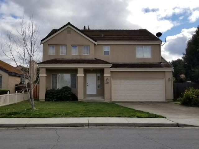 461 Verona Pl, Hollister, CA 95023 (#ML81696521) :: von Kaenel Real Estate Group