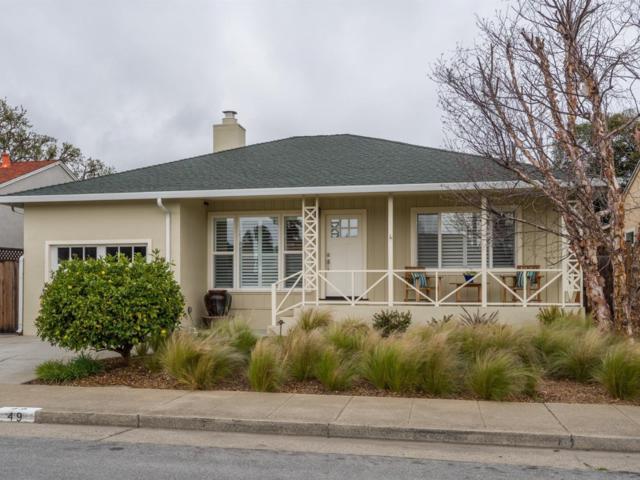 49 E 38th Ave, San Mateo, CA 94403 (#ML81696613) :: Brett Jennings Real Estate Experts