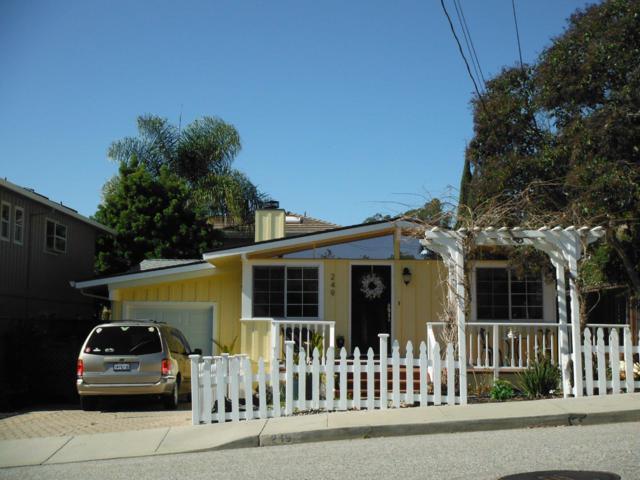 249 Elk St, Santa Cruz, CA 95065 (#ML81696620) :: von Kaenel Real Estate Group