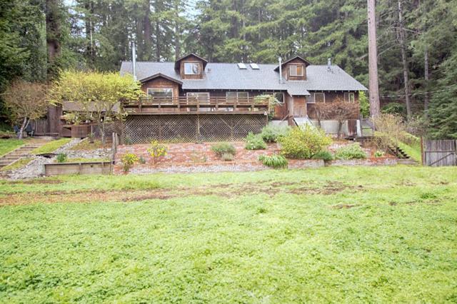 1000 Highland Dr, Boulder Creek, CA 95006 (#ML81696665) :: Intero Real Estate