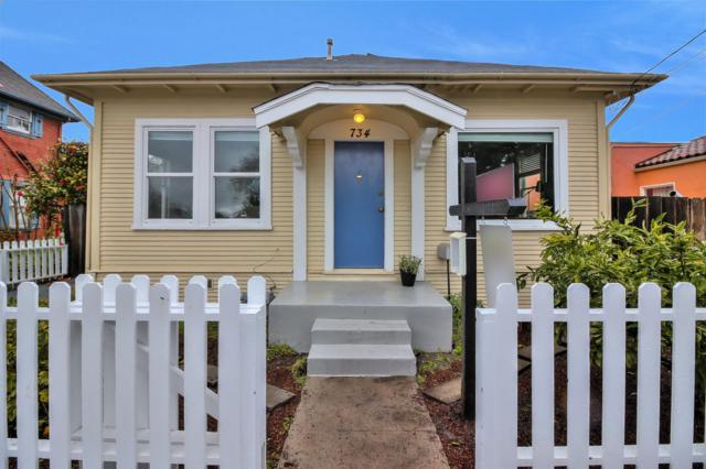 734 Riverside Ave, Santa Cruz, CA 95060 (#ML81696712) :: The Kulda Real Estate Group