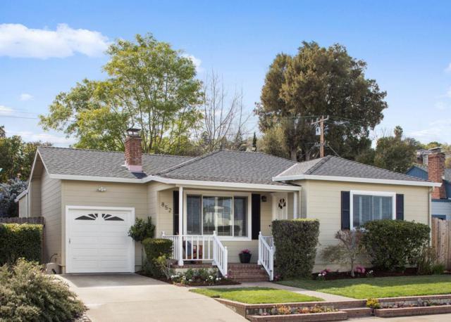 852 Cedar St, San Carlos, CA 94070 (#ML81696845) :: The Gilmartin Group