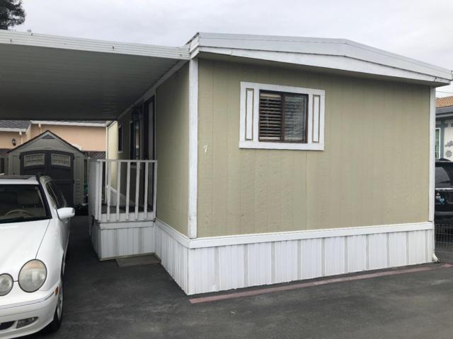1625 Brommer St 7, Santa Cruz, CA 95062 (#ML81696855) :: The Kulda Real Estate Group