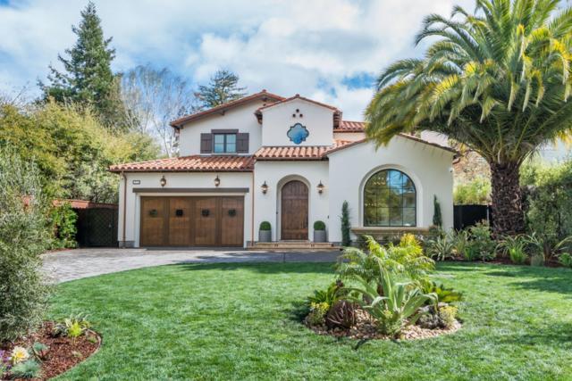 315 Clark Dr, San Mateo, CA 94402 (#ML81696916) :: The Gilmartin Group