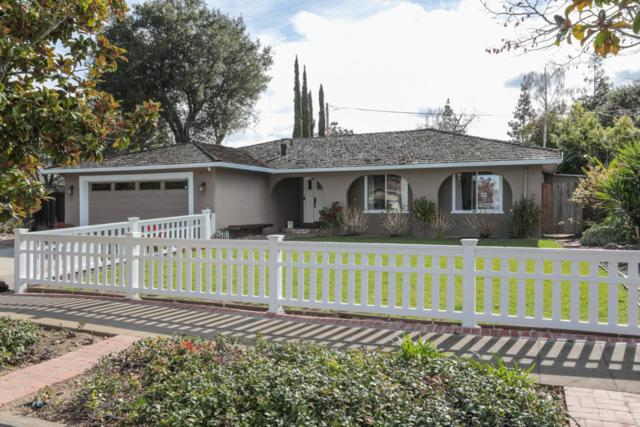 16978 Frank Ave, Los Gatos, CA 95032 (#ML81697006) :: The Dale Warfel Real Estate Network