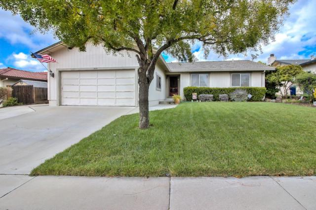1650 Sunset Dr, Hollister, CA 95023 (#ML81697018) :: The Dale Warfel Real Estate Network