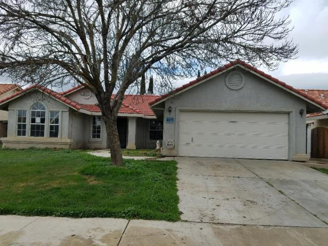 405 Park Warren Dr, Los Banos, CA 93635 (#ML81697102) :: The Dale Warfel Real Estate Network
