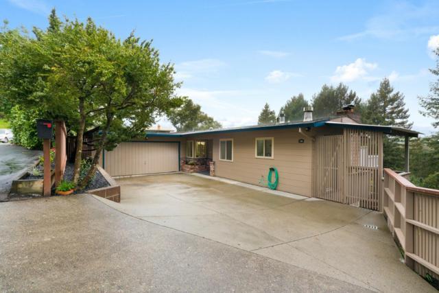 738 Wildcat Canyon Rd, Berkeley, CA 94708 (#ML81697136) :: The Kulda Real Estate Group