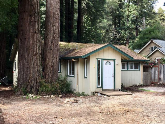 14805 W Park Ave, Boulder Creek, CA 95006 (#ML81697147) :: The Kulda Real Estate Group