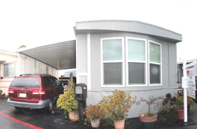 2150 Monterey Rd 61, San Jose, CA 95112 (#ML81697168) :: The Dale Warfel Real Estate Network