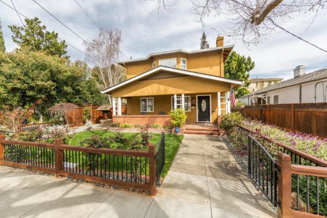 124 N Willard Ave, San Jose, CA 95126 (#ML81697220) :: The Dale Warfel Real Estate Network