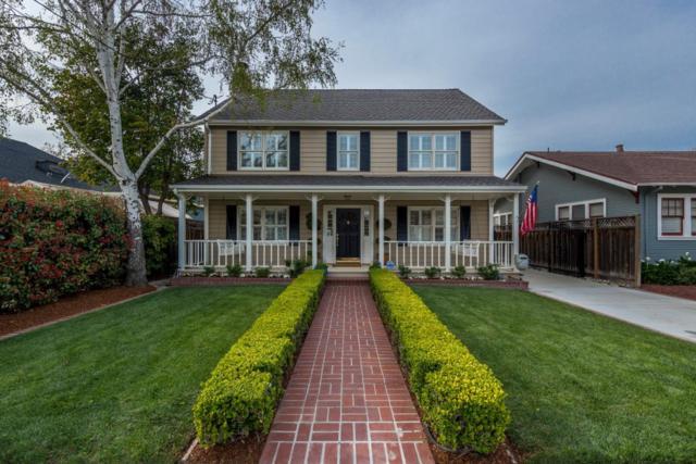1233 Randol Ave, San Jose, CA 95126 (#ML81697260) :: The Dale Warfel Real Estate Network