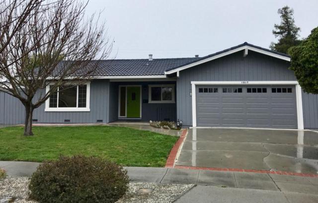 1517 Hervey Ln, San Jose, CA 95125 (#ML81697261) :: The Dale Warfel Real Estate Network