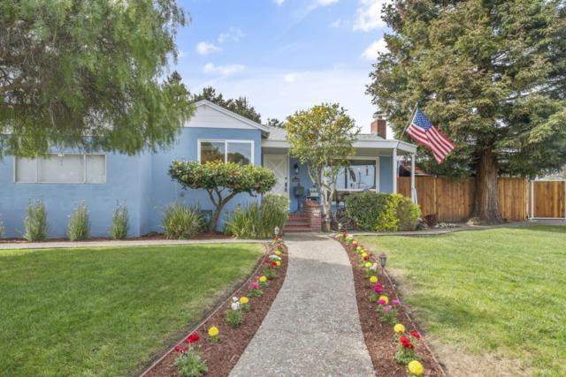 571 Oak Ave, San Bruno, CA 94066 (#ML81697273) :: The Gilmartin Group