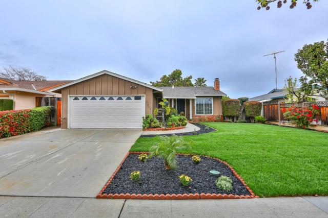 1411 Santa Fe Dr, San Jose, CA 95118 (#ML81697301) :: The Dale Warfel Real Estate Network