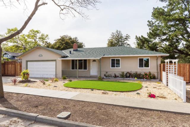 124 Garden Hill Dr, Los Gatos, CA 95032 (#ML81697341) :: The Dale Warfel Real Estate Network