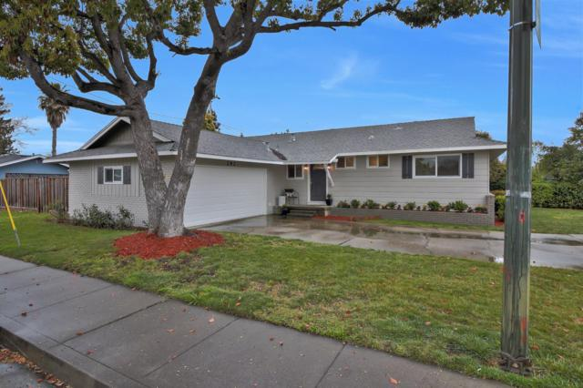 282 Warwick Dr, Campbell, CA 95008 (#ML81697378) :: The Dale Warfel Real Estate Network