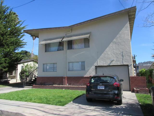 132 Campbell St, Santa Cruz, CA 95060 (#ML81697409) :: The Kulda Real Estate Group