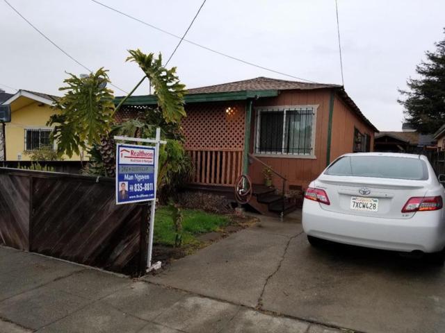2023 Dover Ave, San Pablo, CA 94806 (#ML81697412) :: The Dale Warfel Real Estate Network