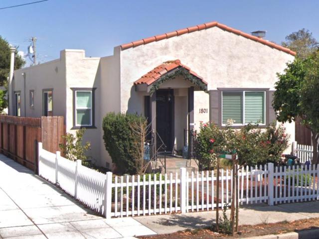 1801 Palm Ave, San Mateo, CA 94402 (#ML81697427) :: The Gilmartin Group
