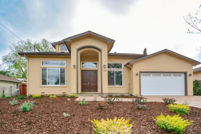 238 Rutherford Ave, Redwood City, CA 94061 (#ML81697451) :: The Gilmartin Group