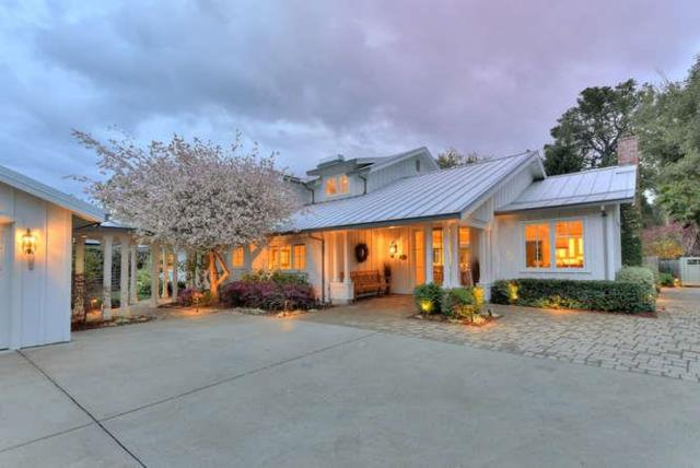 2155 Dry Creek Rd, San Jose, CA 95124 (#ML81697472) :: The Kulda Real Estate Group