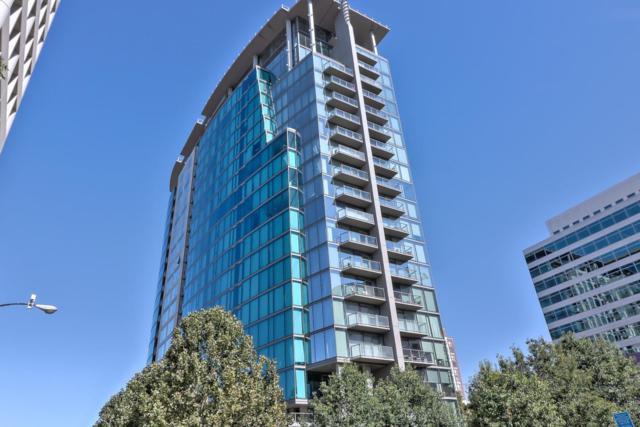 38 N Almaden Blvd 1120, San Jose, CA 95110 (#ML81697553) :: The Dale Warfel Real Estate Network