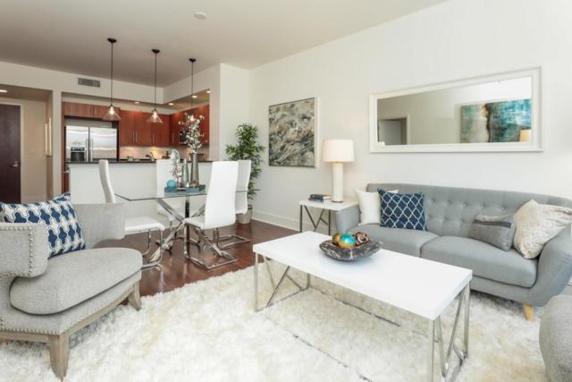 88 E San Fernando St 507, San Jose, CA 95113 (#ML81697686) :: The Dale Warfel Real Estate Network