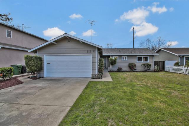 215 N San Tomas Aquino Rd, Campbell, CA 95008 (#ML81697745) :: The Kulda Real Estate Group