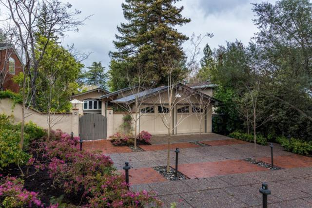 18301 Overlook Rd, Los Gatos, CA 95030 (#ML81697753) :: The Dale Warfel Real Estate Network